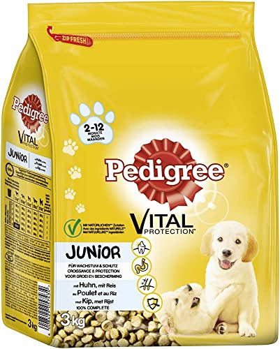 Pedigree-Hundefutter-Trockenfutter-Junior