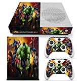 GoldenDeal Xbox One S Console and Wireless Controller Skin Set – USA Flag US AirForce – XboxOne S Vinyl Review