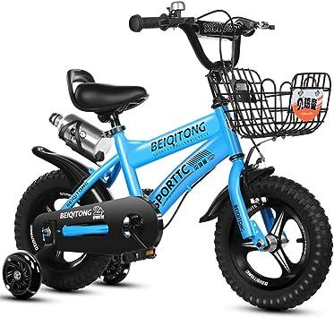 TSDS Bicicleta de montaña para niños Bicicleta Exterior 12 ...