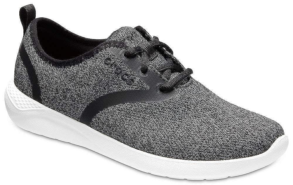 e501f0ab795e1 Crocs Women's LiteRide Lace-Up Sneaker