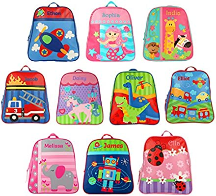 Personalised Children's Backpacks | Personalised
