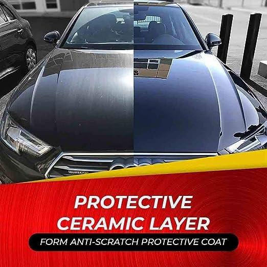 Gfdpdcyy Nano Car Scratch Removal Spray Nano Car Scratch Repair Spray Quick Repair Of Car Scratches 250 Ml Auto