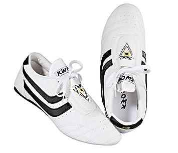 Kwon - Zapatillas de artes marciales para hombre, color blanco - blanco, tamaño 33