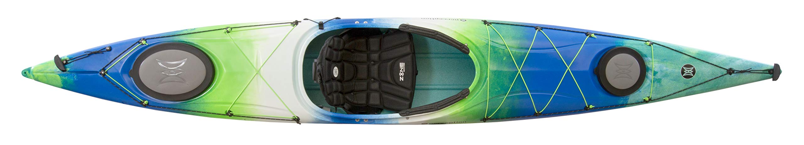 Perception Kayak Perception Carolina Sit-Inside, Deja Vu, 14'