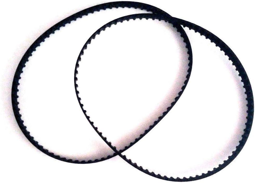 **2 New BELTS** Porter Cable Delta 1341559 31-460 T1,2,3 Disc Sander BDSA100 T 1
