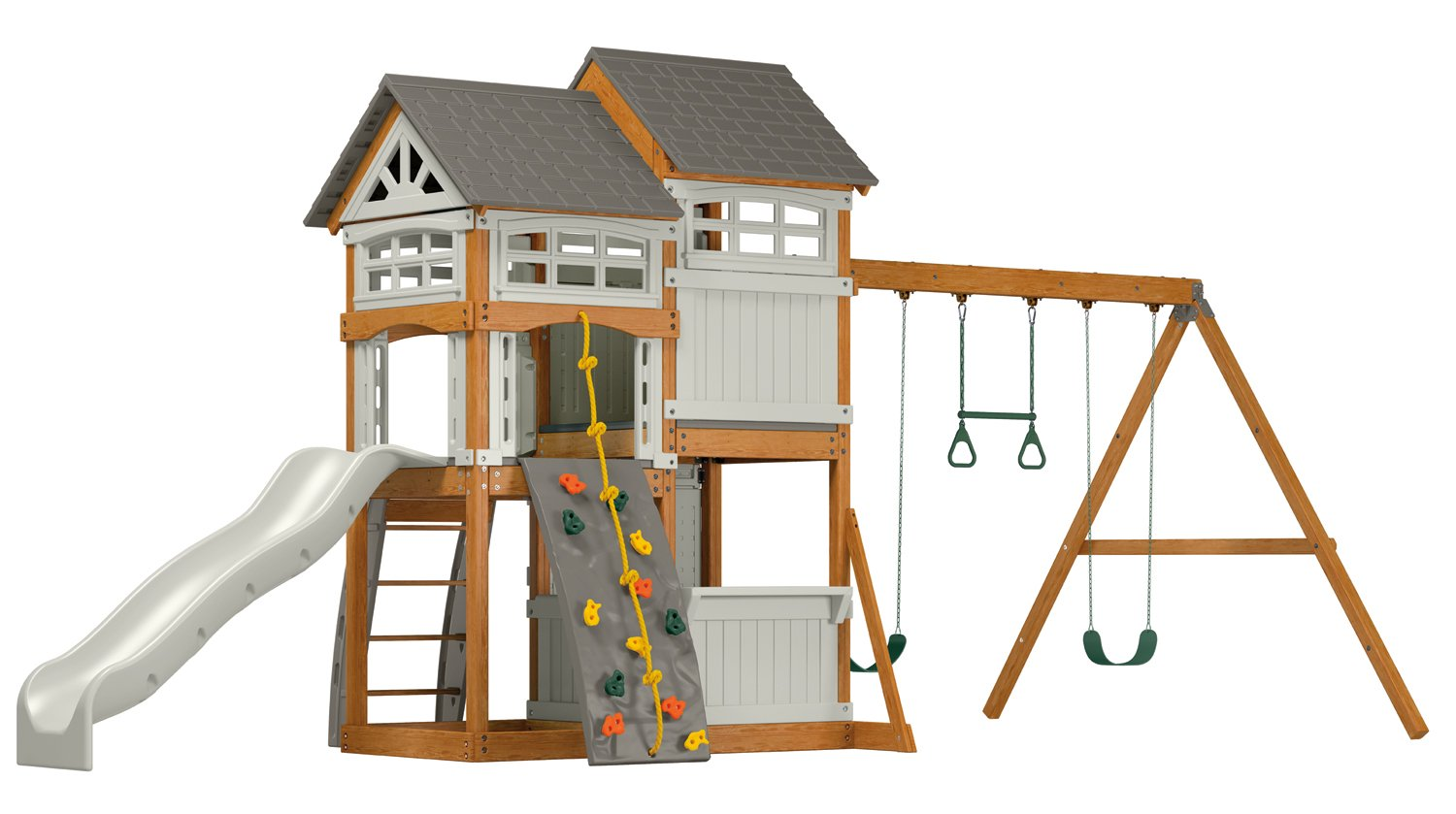 Top 7 Best Swing Sets for Older Kids Reviews in 2020 5