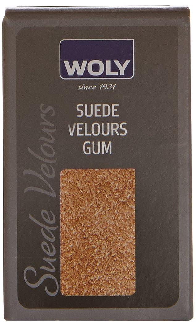 Woly Suede Velour Gum - Producto de reparación de zapatos unisex Transparente (Neutral) Talla Única 1441