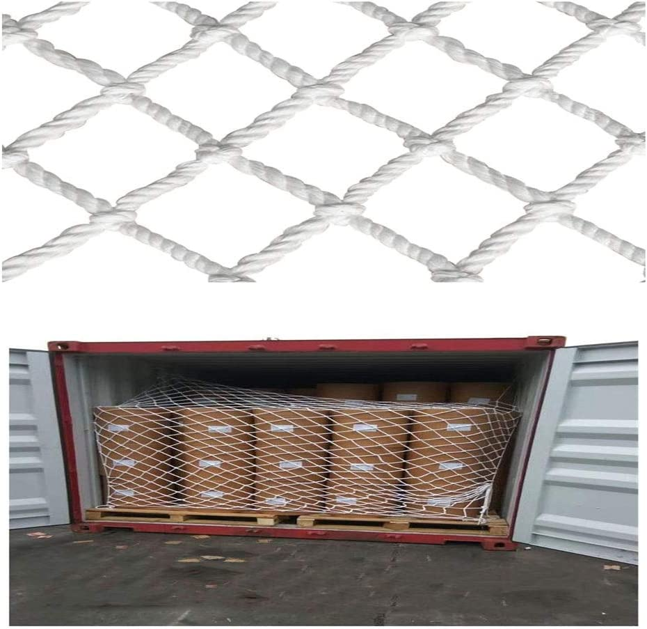 Size : 1 * 2m Safety Fall arrest net Cargo Cover Railer Net Container Safety Grid Net For Securing Trailer Loads Various Sizes Car Van Truck Trailer 3 * 6ft