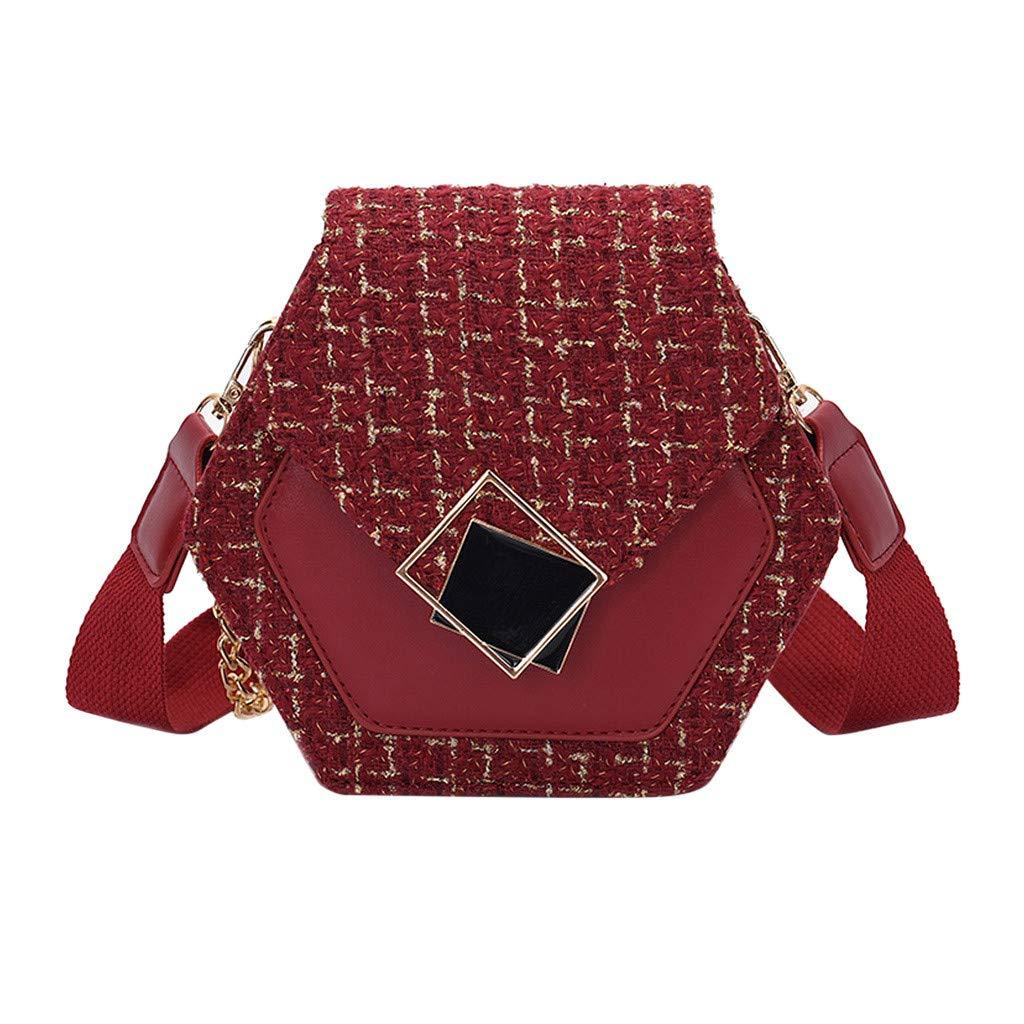 eshion Ladies Women Summer Neon Envelope Clutch Wristlet Shoulder Hand Bag Purse Evening Party