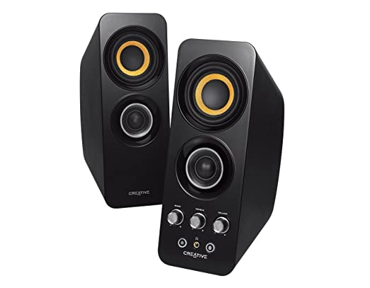 7 opinioni per Creative T30 W Altoparlanti 2.0, Bluetooth, Attive Speaker, NFC, Aux-In 3.5 mm,