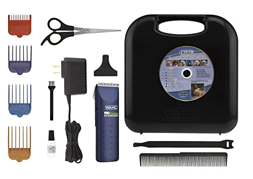Benefits of the Wahl's Cord/Cordless Pet Clipper