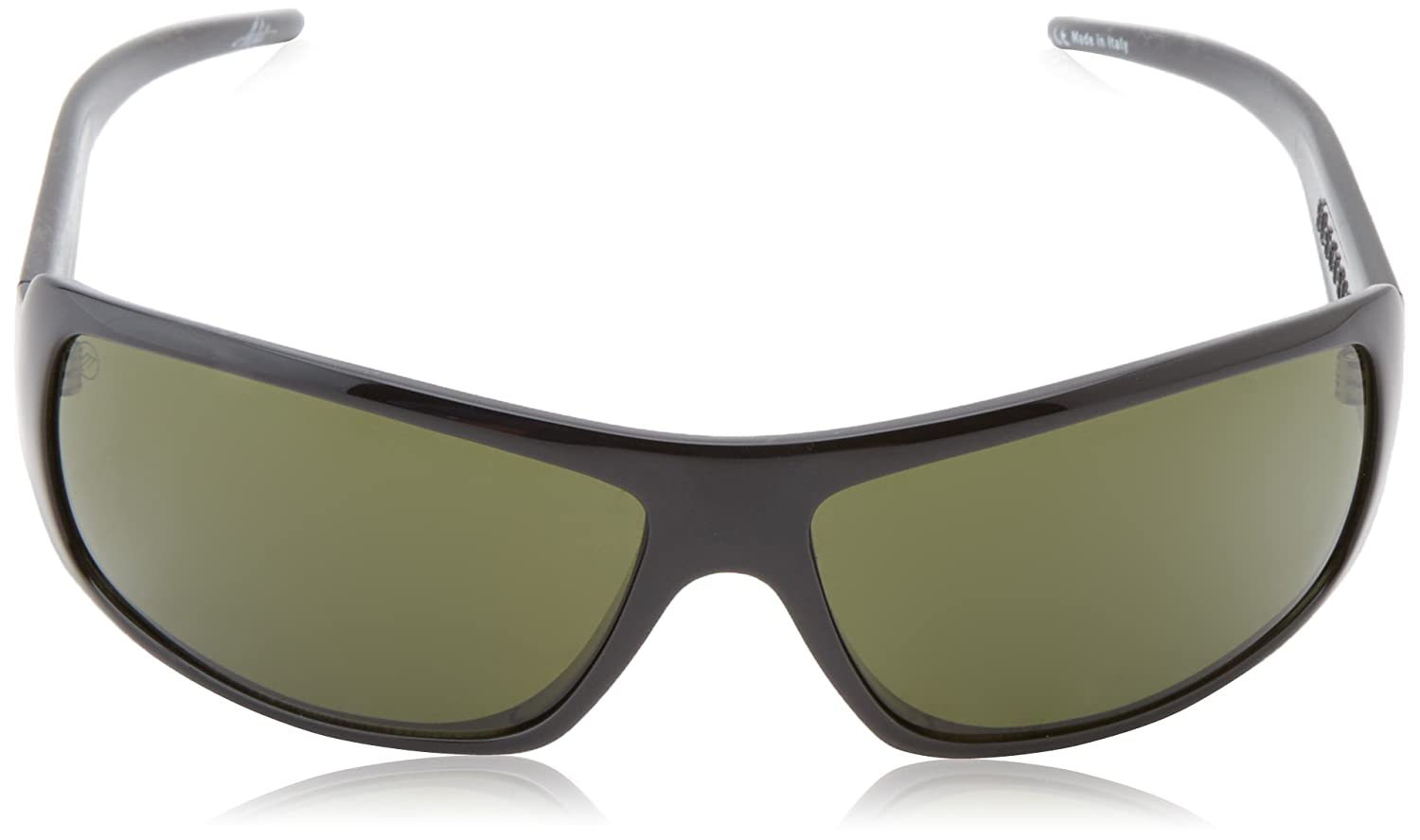 Electric California Charge Wrap Sunglasses, Black Eyed Tortoise, 164 mm