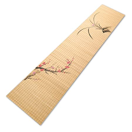Bamboo Table Runner, Tea Tablecloth Runner Vintage Tablecloth Cover Table  Decoration Runners ( Color :