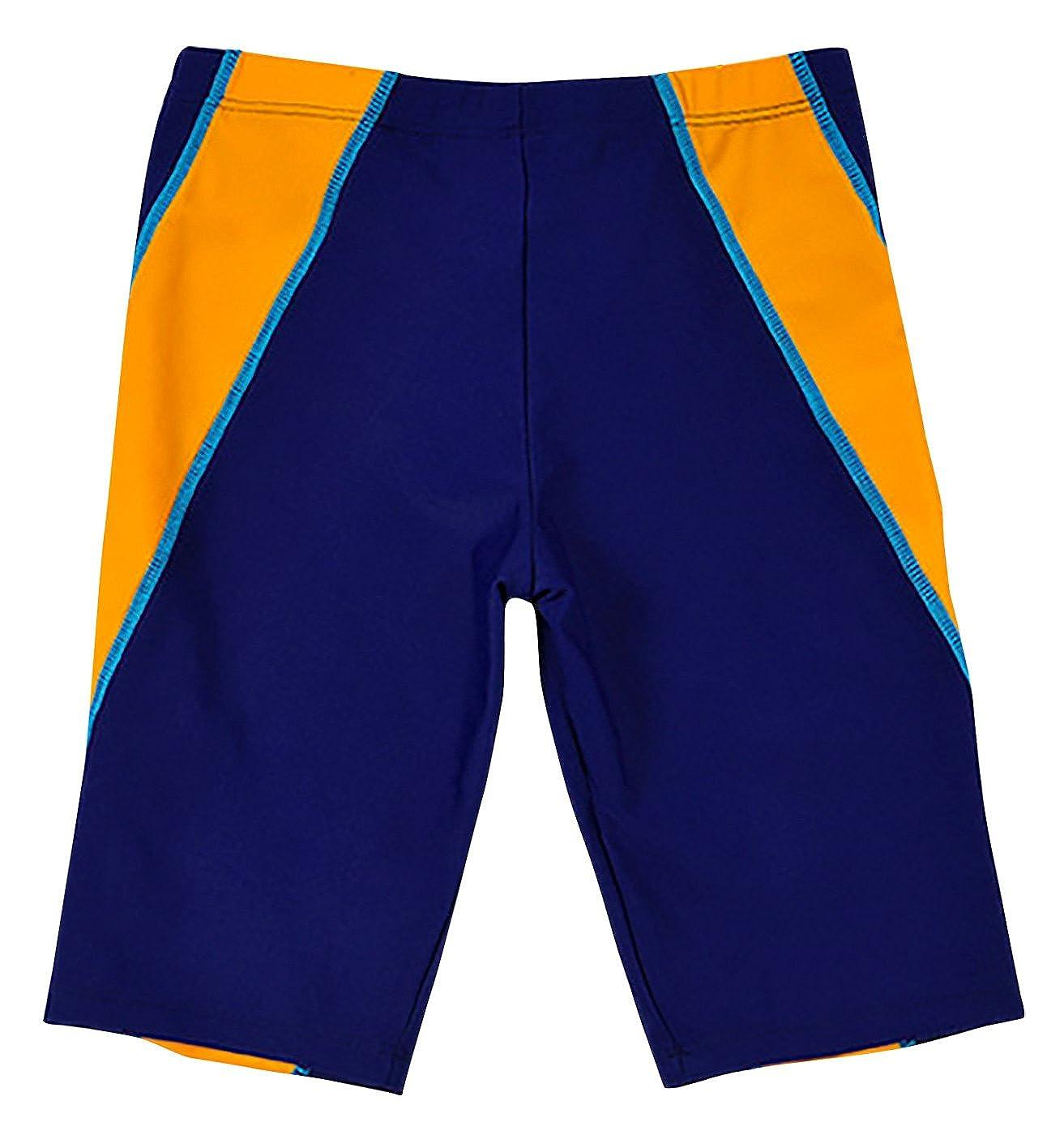 Aivtalk Kid Boys Cartoon Printed Swim Shorts Jammer Swimwear