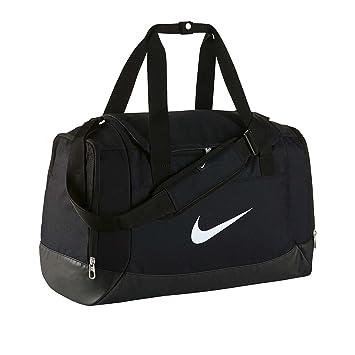 5ba96f0c98b8f3 Nike Club Team Swoosh Duffel S Sport Duffel, 40 cm, 43 liters, Black ...