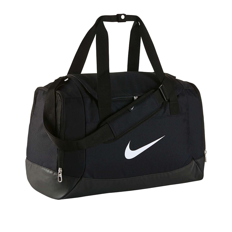 861af5ed5ce9 Nike Club Team Swoosh Duffel S Borsone, 40 cm, 43 liters, Nero (Schwarz). Da  Nike