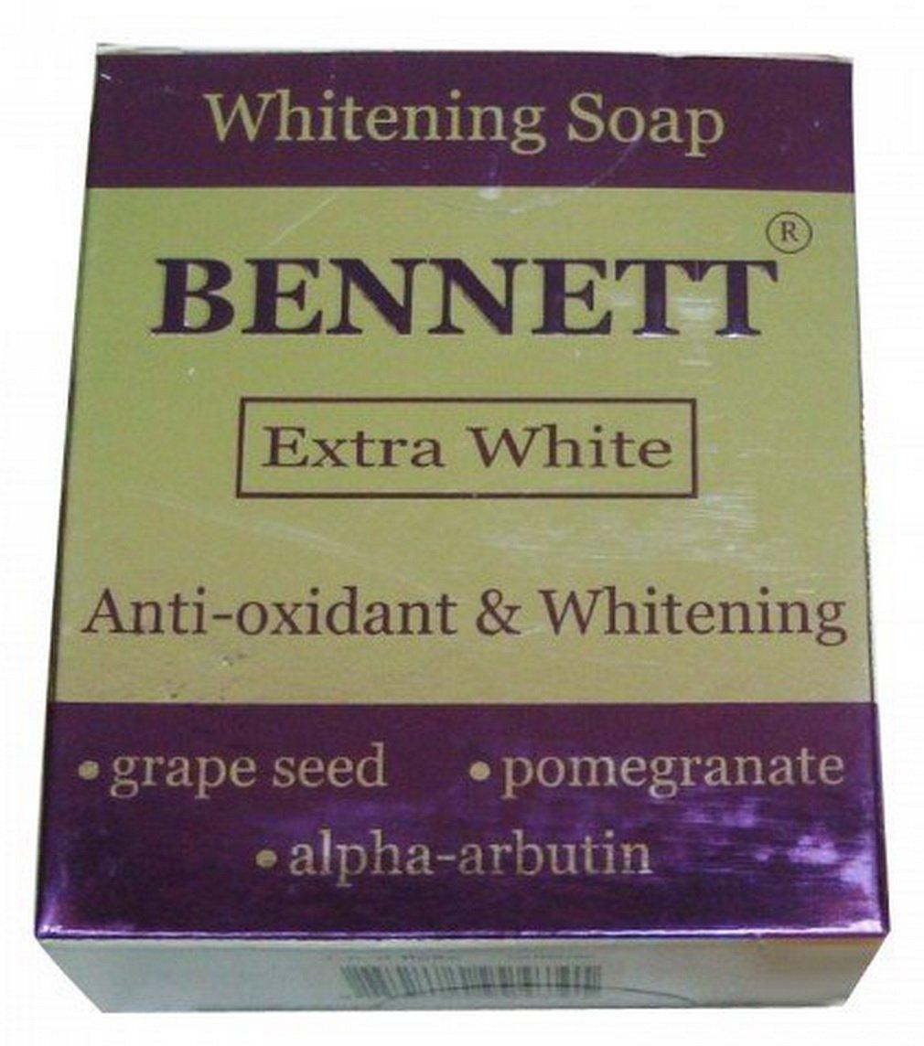 新しいBennett 130 Extraホワイトanti-oxidantアルファアルブチンExtreme Whitening Soap 130 g Whitening/ Soap 4.6oz B011KM58UI, FeelFORCE:79aeca8b --- ijpba.info