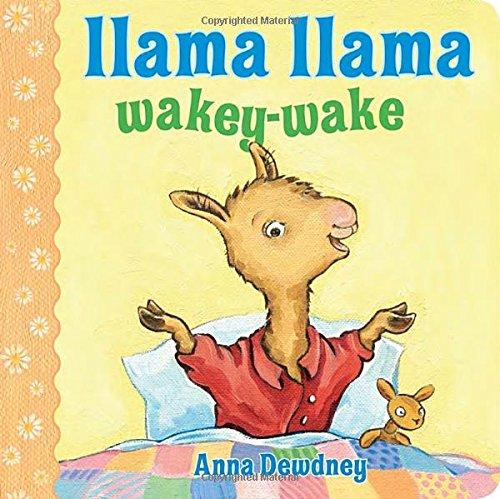 llama-llama-wakey-wake