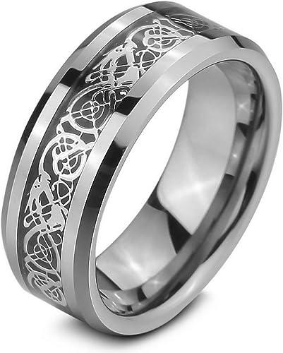 bague en argent celtique