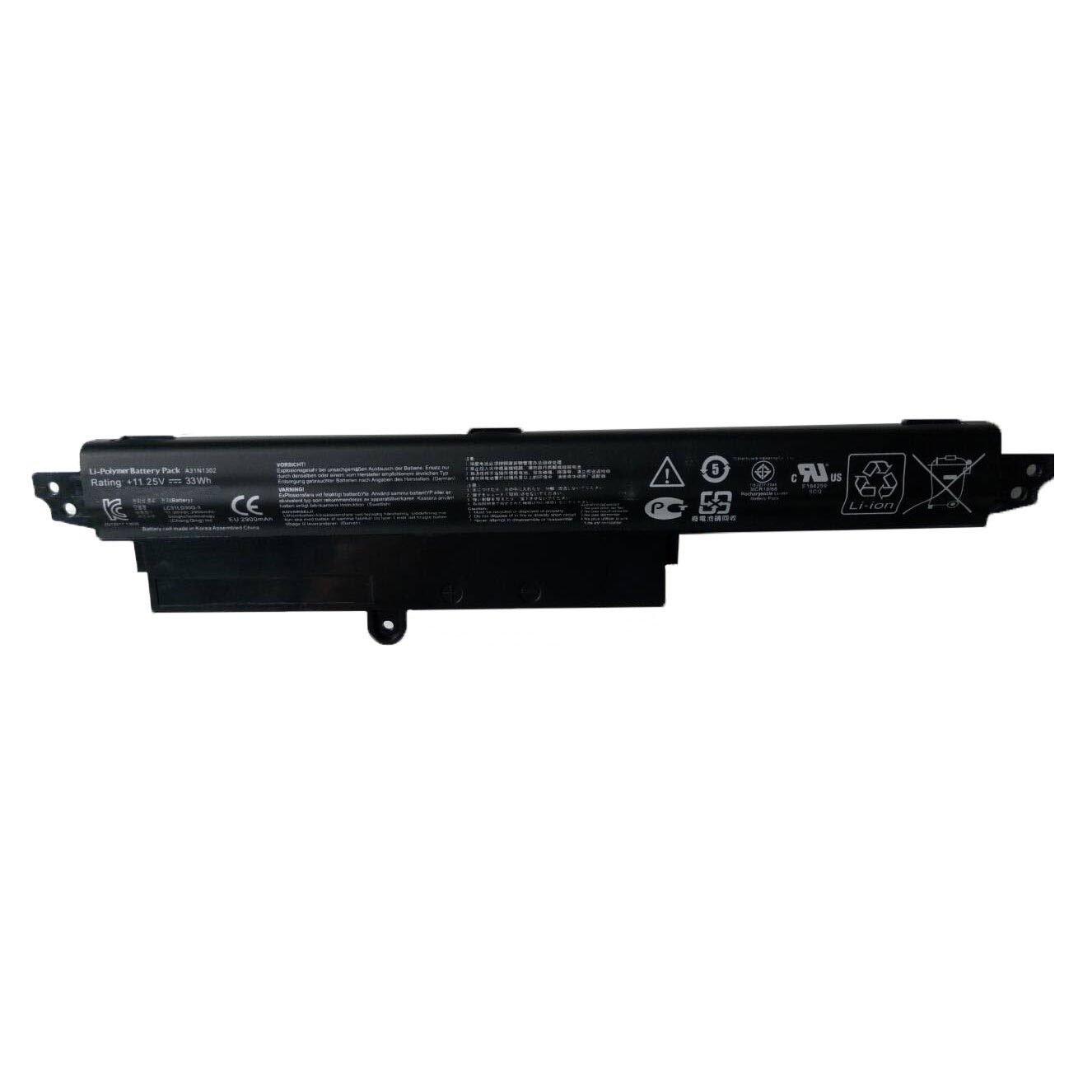 Battery Baterai Original Asus X200 X200ca X200m X200ma F200ca Batere Batre Batery X455 X455la X455ld Model Tanam C21n1401 Ori Batlas56 Amazoncom Aizilasa A31n1302 Replacement For Vivobook 116