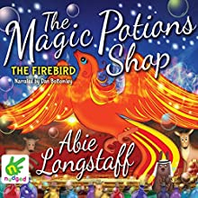 The Firebird Audiobook by Abie Longstaff Narrated by Dan Bottomley