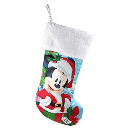 disney christmas stockings with faux fur cuff 18