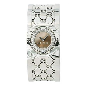 217c88a7257 Amazon.com  Gucci Twirl Quartz Female Watch 112 (Certified Pre-Owned ...