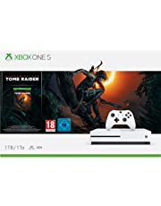 Xbox One S-Consola 1TB+Shadow Of The Tomb Raider