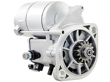 NEW STARTER MOTOR FITS JOHN DEERE TRACTORS 650 670 855 856 YANMAR ENGINE  3T72