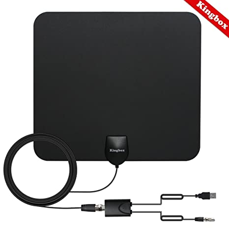 Review 2018 Kingbox TV Antenna