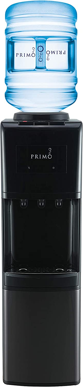Primo Stainless Steel 3 Spout Water Cooler Dispenser