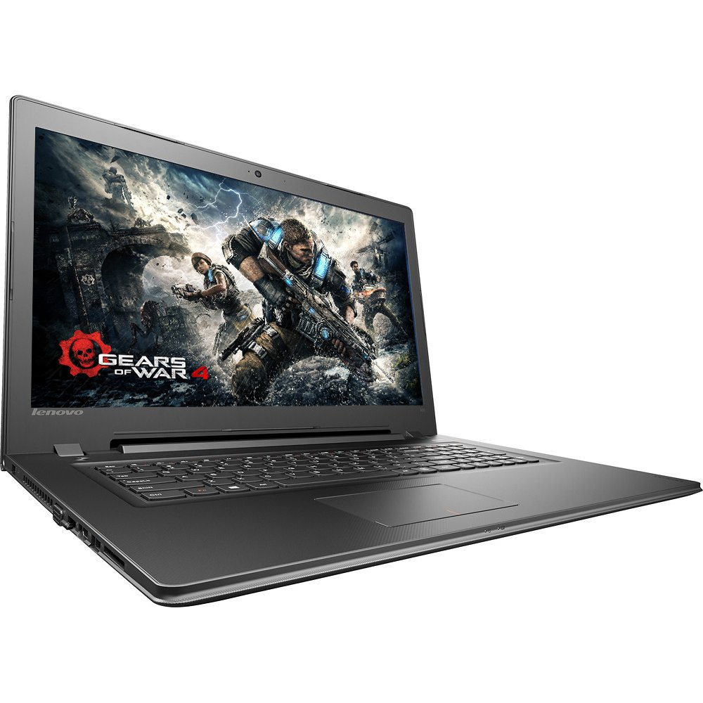 Lenovo Premium Built High Performance 15.6 inch HD Laptop Intel i3-6100u Dual-Core Processor 8GB RAM 1TB HDD DVD-RW Bluetooth Webcam WiFi 802.11 AC HDMI Windows 10-Black by Lenovo (Image #4)