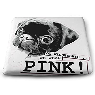 Sanghing Customized Fashion Bulldog 1.18 X 15 X 13.7 in Cushion, Suitable for Home Office Dining Chair Cushion, Indoor and Outdoor Cushion.: Home & Kitchen