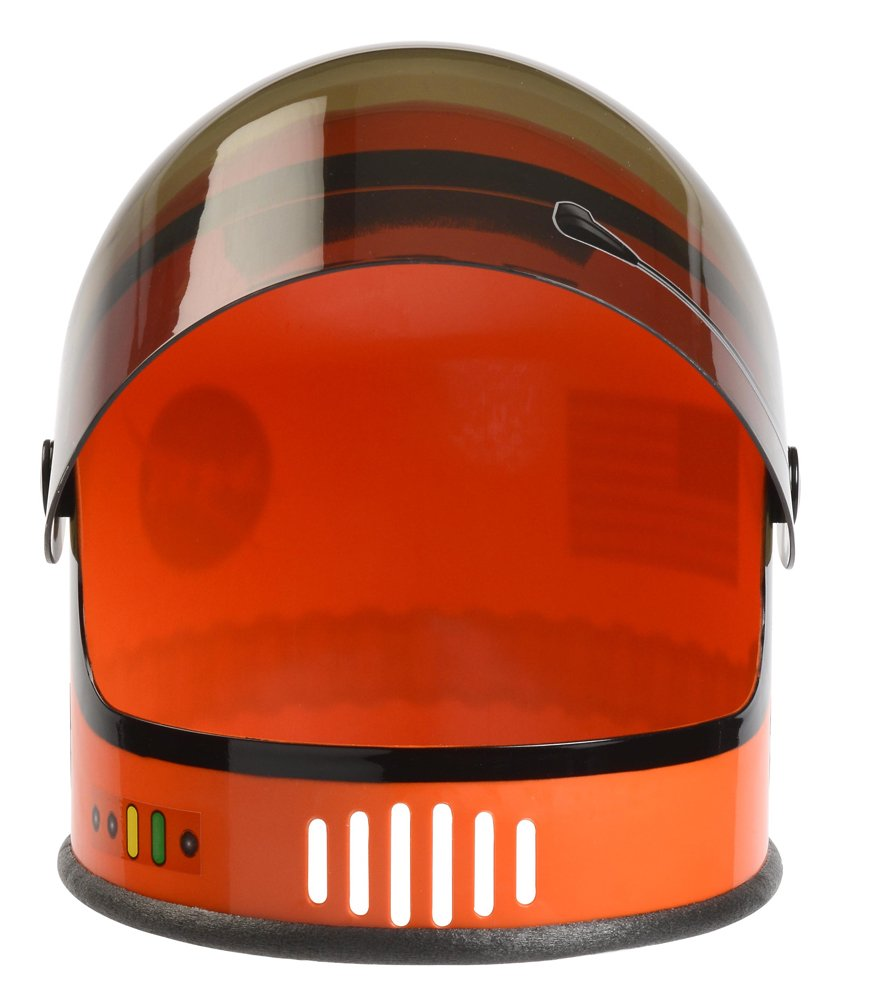 plastic astronaut helmet - 875×1000