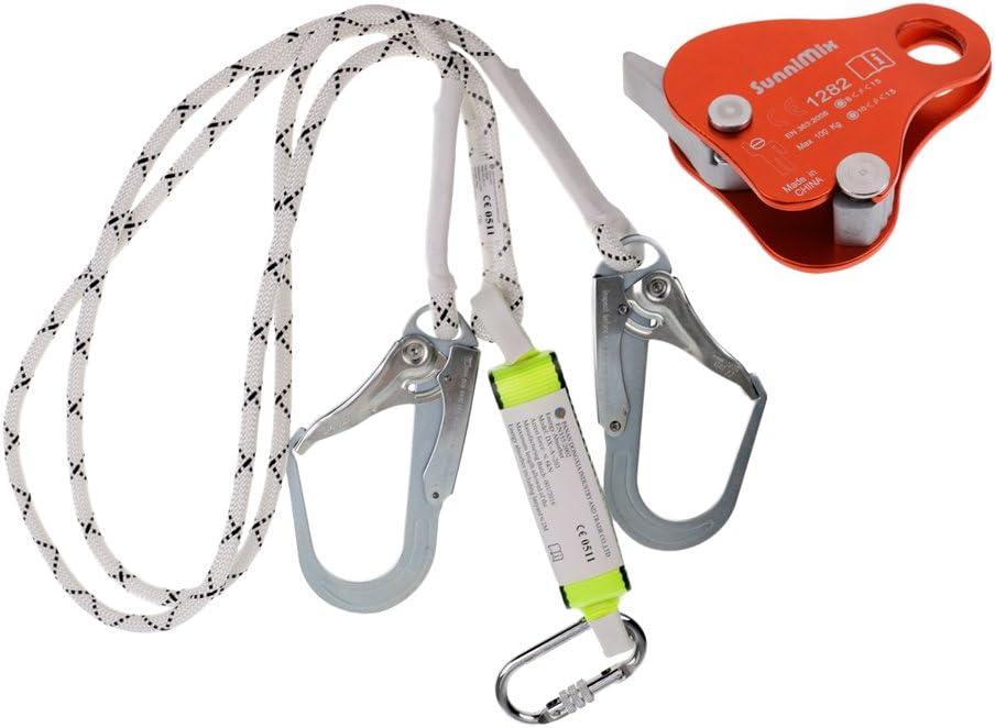 B Baosity Cuerda De Escalada En Roca 24KN Grab Protecta + ...