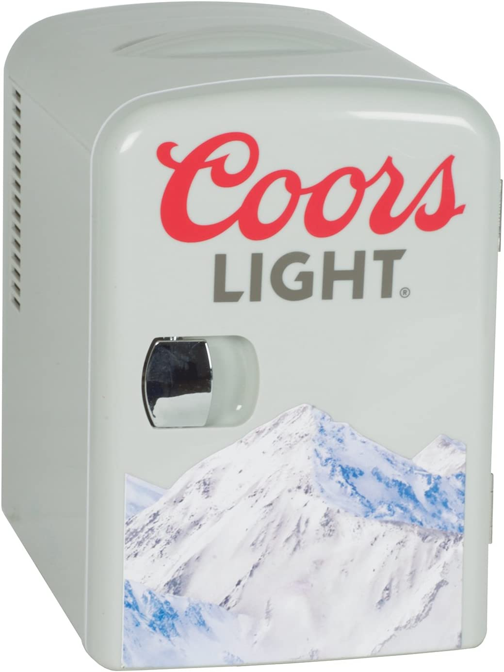 Coors Light CL04 059586647062 Can Cooler, Silver