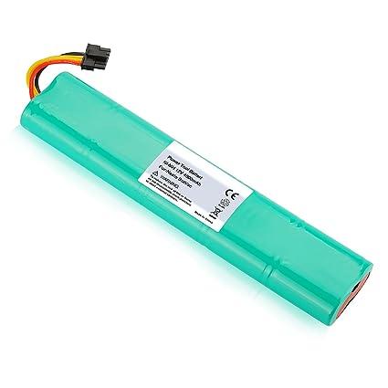 ANTRobut - Batería de Repuesto para Neato Botvac, Serie D y Botvac, 4000 mAh