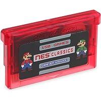 150 in 1 NES Classics Game Boy Advance GBA Retro Classics