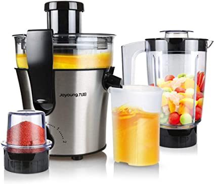 WLM Entsafter, Elektrische Fruchtsaftmaschine, Home