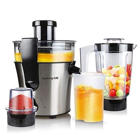 ELECT Exprimidor, máquina eléctrica de Jugo de Frutas, procesador de Alimentos multifunción para el