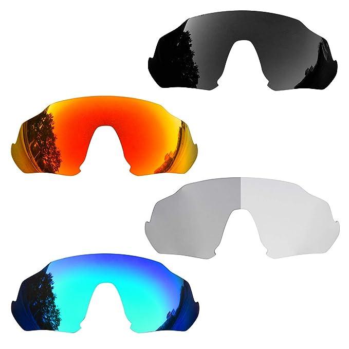 Amazon.com: SOODASE - Gafas de sol polarizadas para Oakley ...
