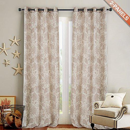 Vintage Fabric Curtains - 7