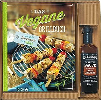 Veganes Grillbuch vegane Rezepte leichte Küche schnelle einfach BBQ ...
