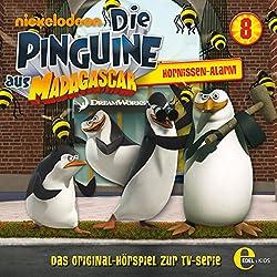 Hornissen Alarm (Die Pinguine aus Madagascar 8)