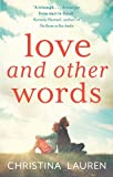 Love and Other Words
