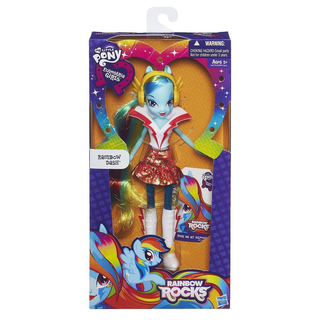 Amazon.com: My Little Pony Equestria Girls Rainbow Dash