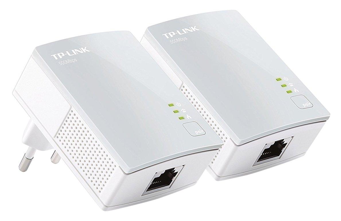 TP Link TL PAP KIT Extensor de red por línea eléctrica Con