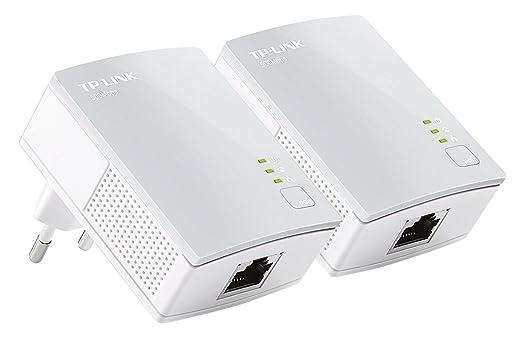 653 opinioni per TP-Link TL-PA4010 Kit AV600 Nano Powerline, 1 Porta Ethernet, Plug & Play, Kit