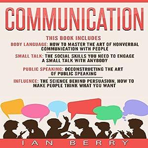 Communication: 4 Manuscripts Audiobook