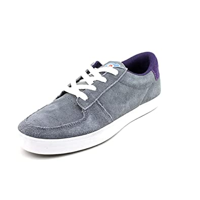 Osiris Duffel VLC Shoes - Charcoal White Purple - UK 8 OPNc8nWOs6